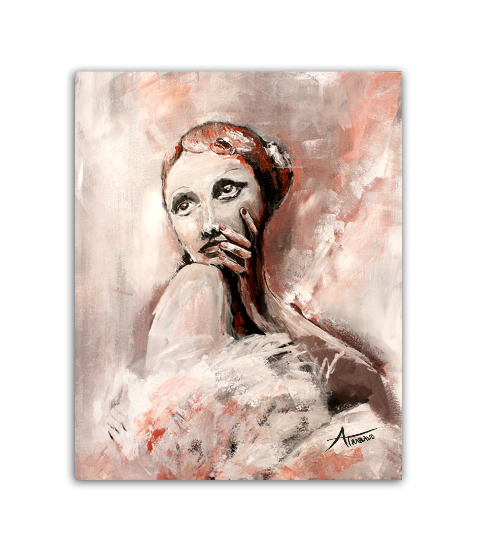Portrait Marlene