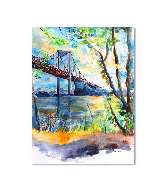 Pont d'aquitaine Bordeaux