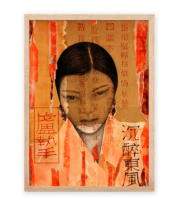Portrait Geisha
