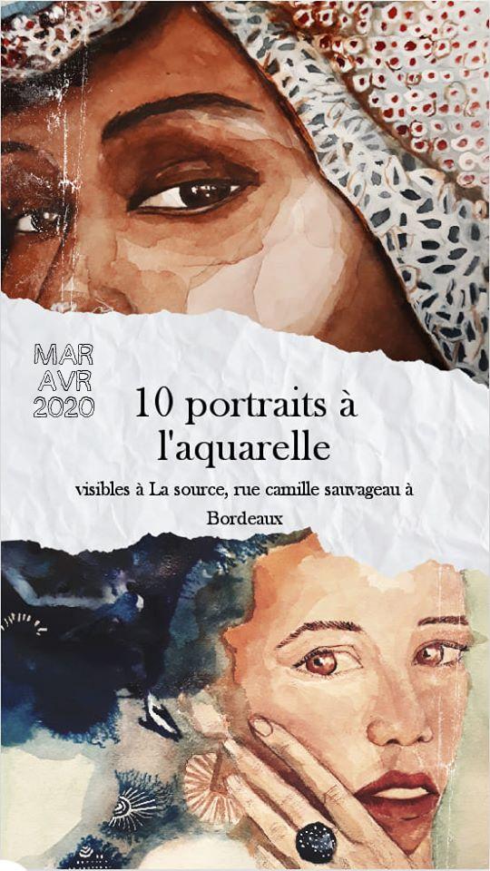 Exposition La Source, Bordeaux