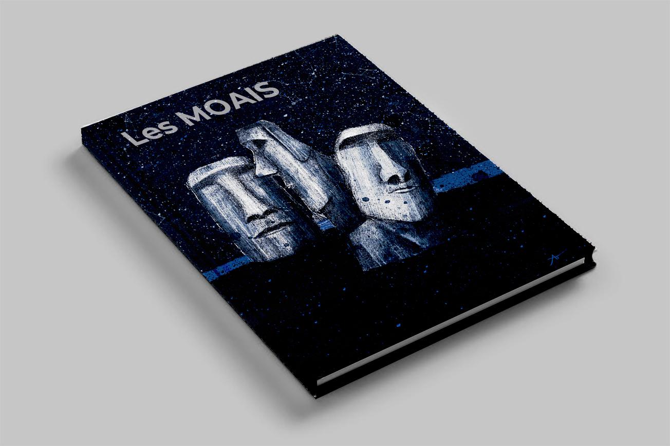 Les moais couverture livre